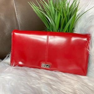 🛍Thirty-One Jewel Ruby Red Slippers Clutch